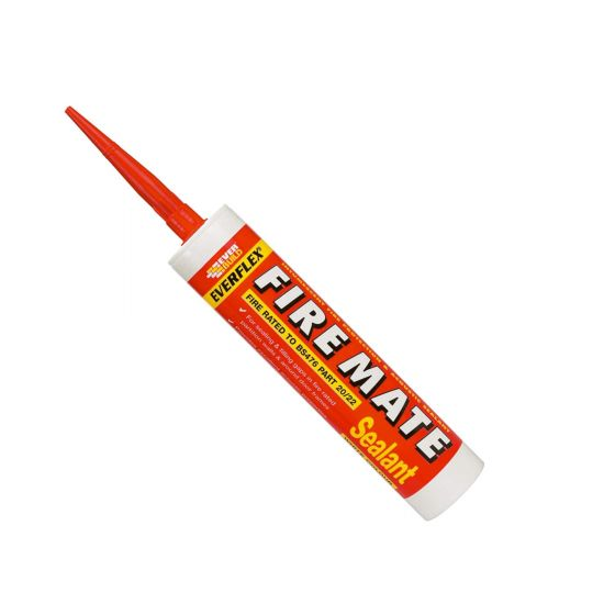 Everbuild Fire Mate Intumescent Sealant Brown C3