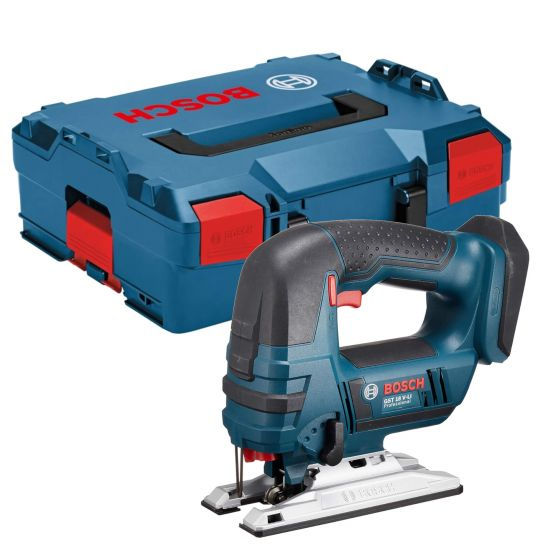 Bosch 18V Professional Jigsaw with Size 2 L-Boxx - Body Only
