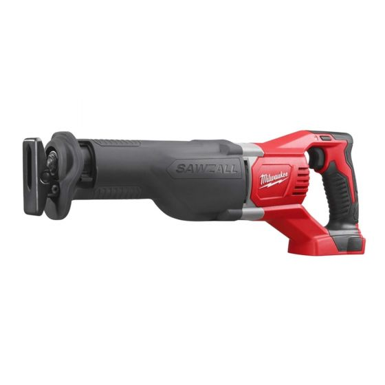 Milwaukee M18-BSX-0 18V Sawzall Reciprocating Saw - Body Only