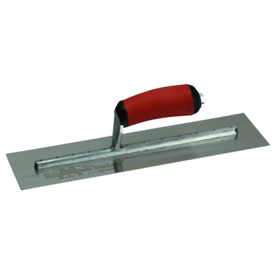 "Marshalltown 18"" x 4 1/2"" Stainless Steel Cement Trowel"