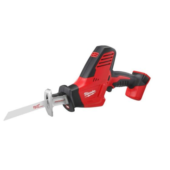 Milwaukee C18HZ-0 18V HackZall Reciprocating Saw Cordless Body Only Naked Unit
