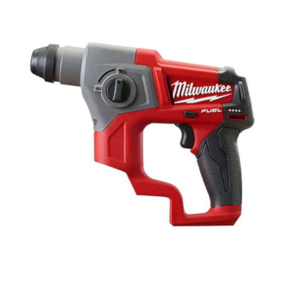 Milwaukee M12CH-0 M12  12V FUEL Compact SDS 2 Mode Hammer Drill - Body Only