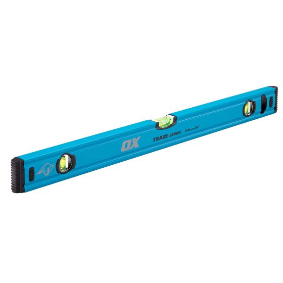 OX Tools Trade Spirit Level 1800mm 6Ft 72in 180cm 3 Vial Milled Levels T500218
