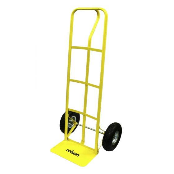 Rolson 400lb Heavy Duty Sack Truck Industrial Hand Trolley Warehouse Delivery Transport