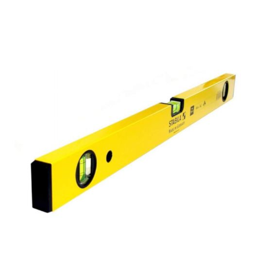 Stabila 70-2 120cm Smooth Box Spirit Level 48in 3x Vials 1200mm 70-2-120 02329