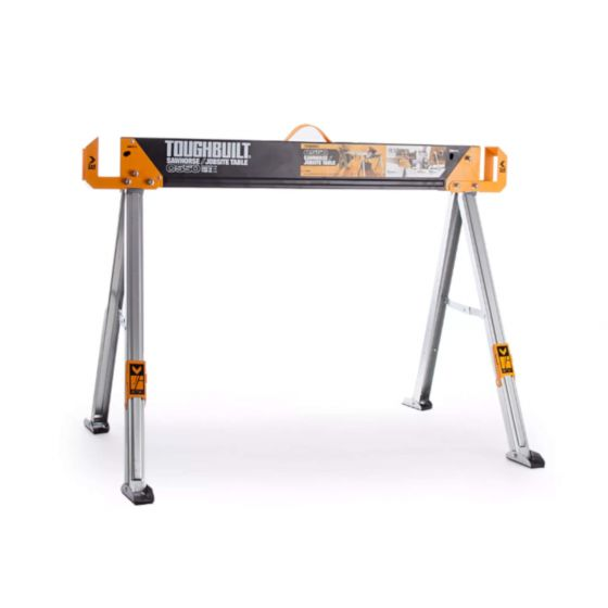 ToughBuilt C550 Saw Horse Trestle Bench - Single Pack