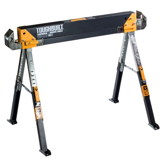 ToughBuilt C700 Saw Horse Trestle Bench - Single Pack