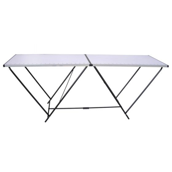 Foldable Wallpaper Working Table Ideal for Pasting Cutting Measuring DIY V3105