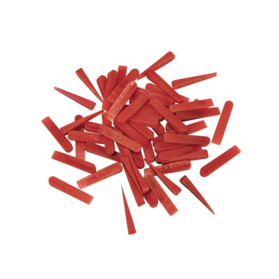 Vitrex Tilemate Pro 250x 0-5mm Re-usable Tile Spacers Wedges for Wall Tiling