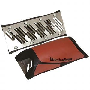 Marshalltown Plasterboard Drywall Sander Rasp With Guide Rails MDR389