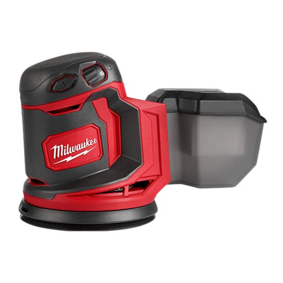Milwaukee M18 18V Orbital Sander - Body Only